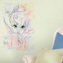 Roommates - Stickers géant I believe in fairies Fée Clochette Disney Fairies