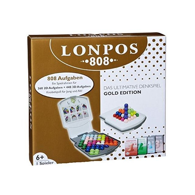 Lonpos 56115 - Jeu De Logique - 808