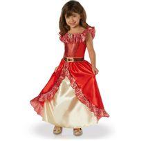 Rubies - Déguisement Luxe Elena d'Avalor - Disney©3-4 ans 94 à 108 cm