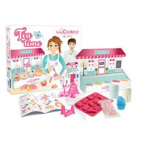 Scrapcooking - Coffret Jeu Tea Time
