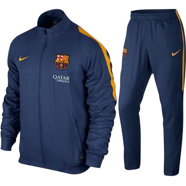survetement FC Barcelona en solde