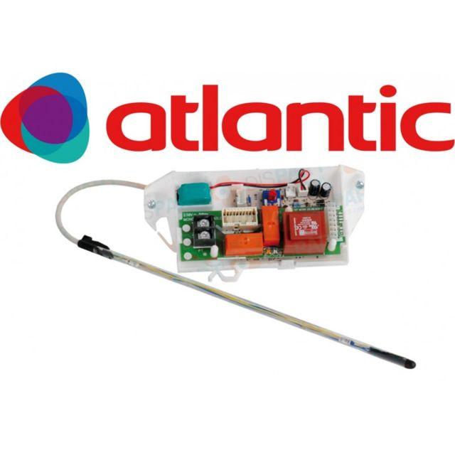 atlantic ensemble thermostat lectronique mono kitable 070216 pas cher achat vente. Black Bedroom Furniture Sets. Home Design Ideas