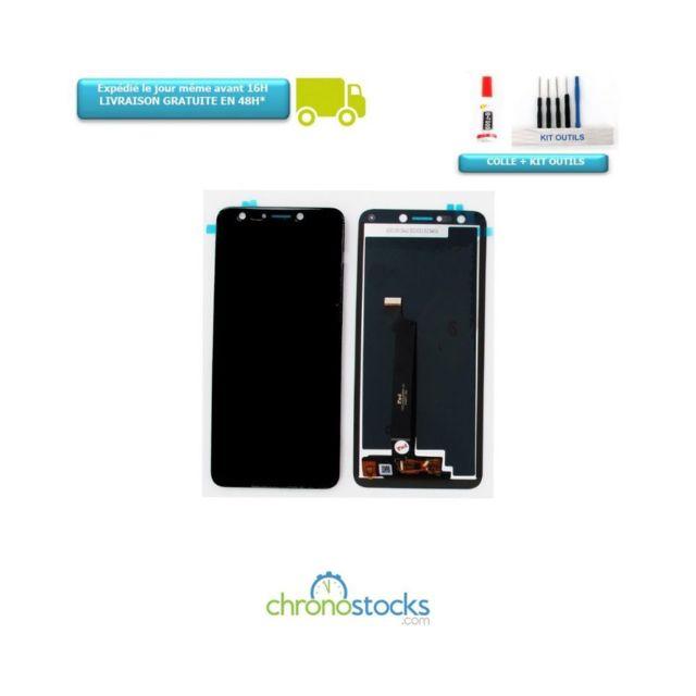 Chronostocks Ecran Lcd + Vitre Tactile Asus Zenfone 5 Lite