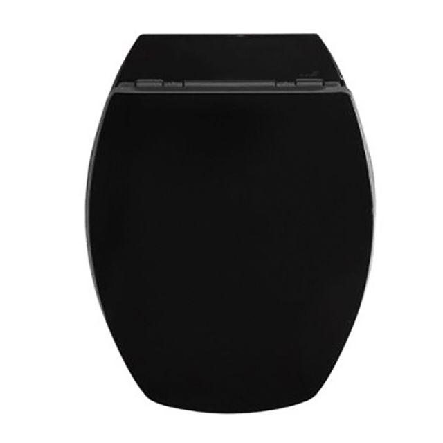 allibert abattant wc noir 819879 pas cher achat vente abattant wc rueducommerce. Black Bedroom Furniture Sets. Home Design Ideas