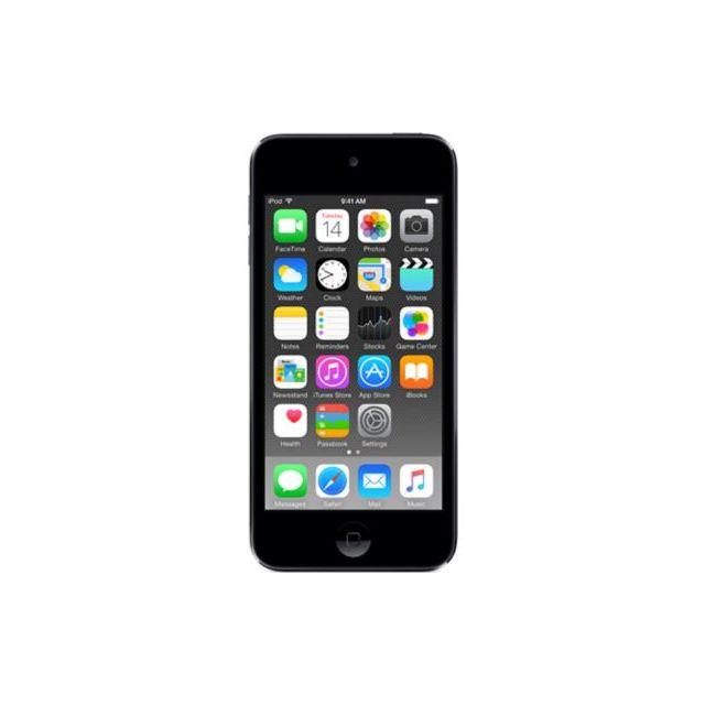 APPLE iPod Touch 64 Go Gris Sidé