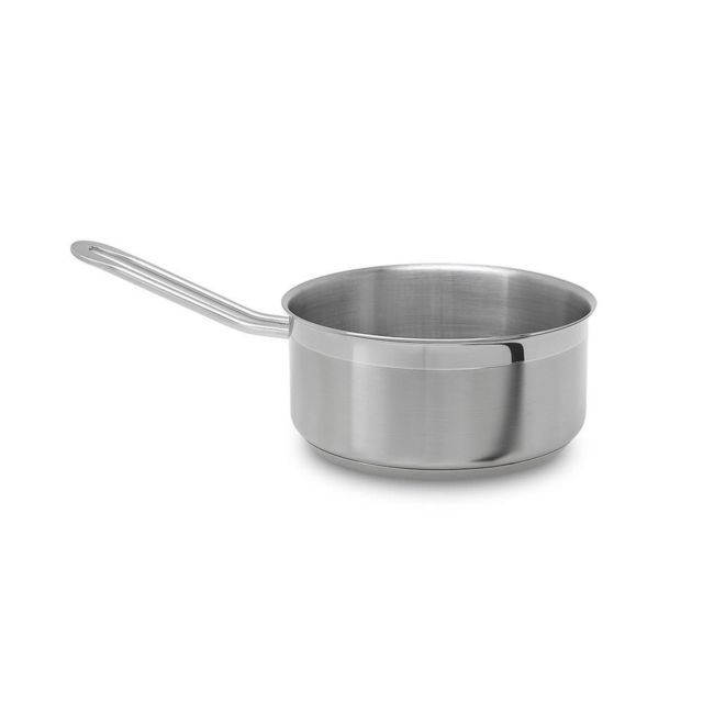 TABLE PASSION SILAMPOS - CASSEROLE 18 CM PROFESSIONNELLE INOX INDUCTION