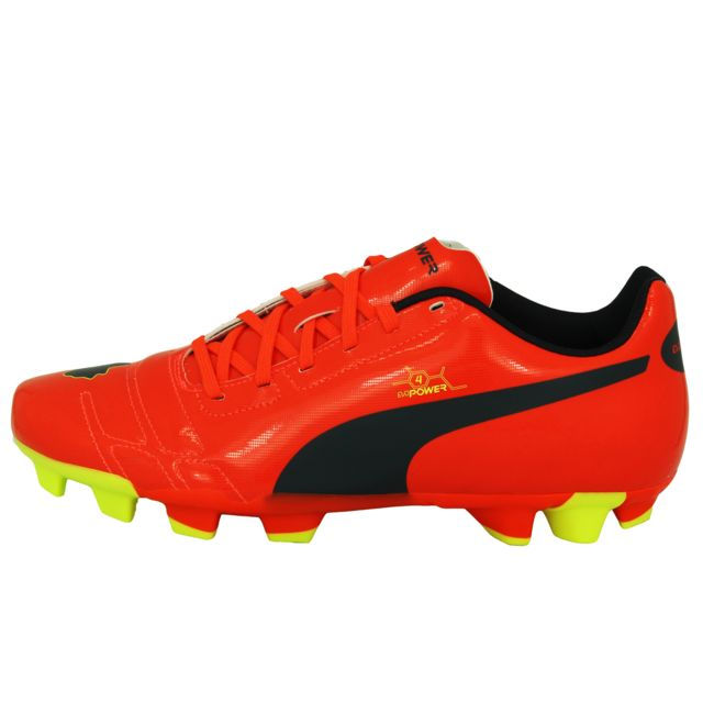 chaussures de football homme adidas Ace 17.4 FG Orange