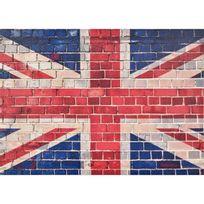 Tableau drapeau anglais achat tableau drapeau anglais pas cher rue du com - Drapeau anglais et rouge ...