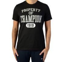 Champion - Tee Shirt Tee 211394-NBK Noir