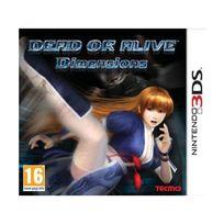 Nintendo - Dead or Alive Dimensions 3DS