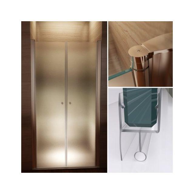 cadentro porte de douche hauteur 195 cm largeur. Black Bedroom Furniture Sets. Home Design Ideas