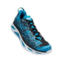 Hoka One One - Huaka 2 Noire Et Bleue Chaussures de running