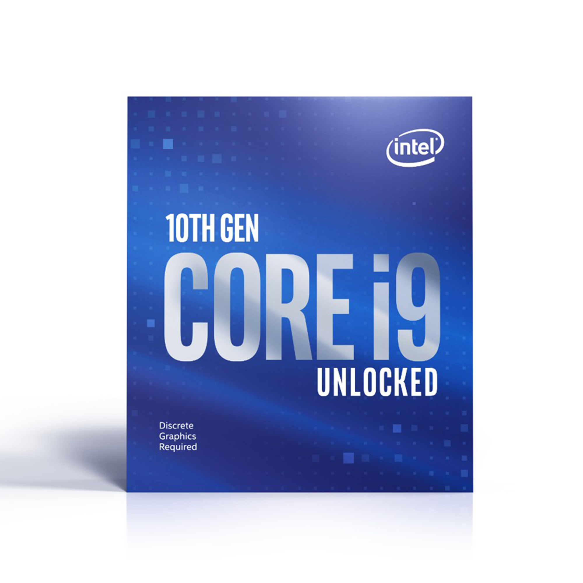Core i9-10900KF - 3.7/5.3 GHz