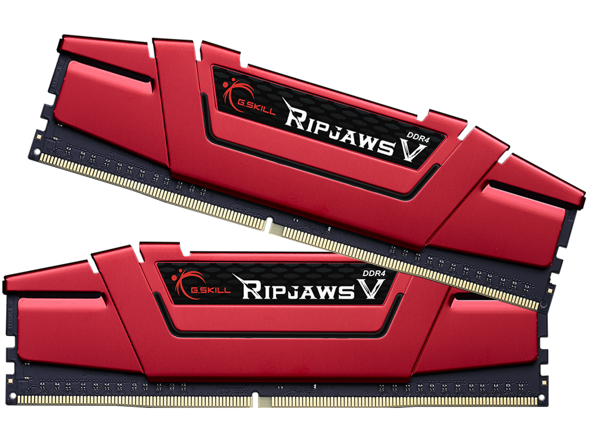 Ripjaws V Series 8 Go 2 x 4 Go DDR4 - 2133 MHz - CAS 15