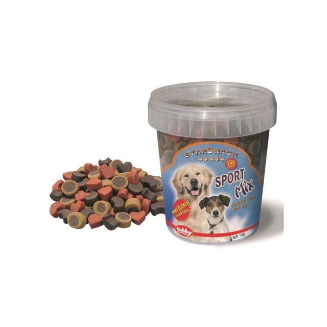 Nobby Snack Seau Sport mix 500g - Pour chien