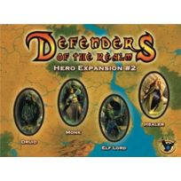 Eagle Games - Defenders Of The Realm: Hero Pack , 2