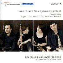 Genuin Musikproduktion - Compilation - Sonic.art