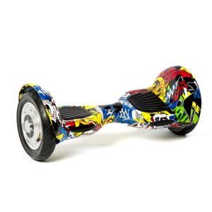 gloofe hoverboard graffiti tout terrain avec bluetooth pas cher achat vente hoverboard. Black Bedroom Furniture Sets. Home Design Ideas