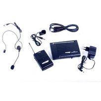 Keytone - Système Micro sans fil 100m Serre tête & Cravate