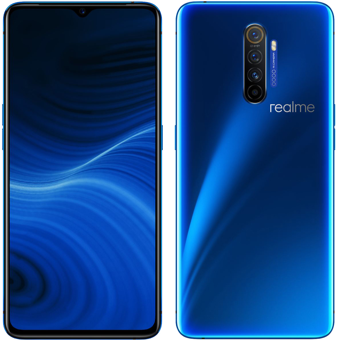 X2 Pro - 12/256 Go - Bleu Neptune