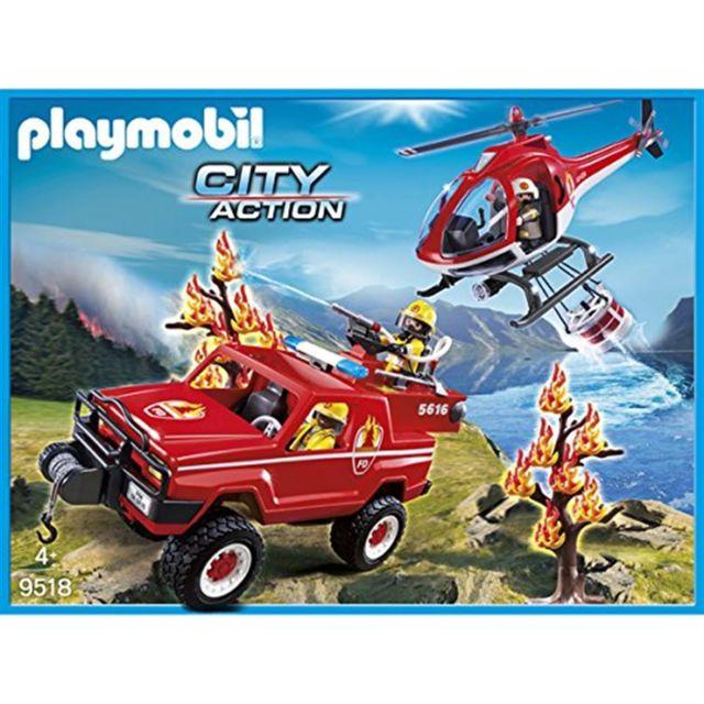 L'équipe Pompiers De Forêt 9518 Des Feux OP80mvNnyw