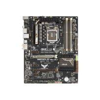 Asus - Sabertooth Z97 Mark 2 Usb 3.1 - Carte-mère - Atx - Socket Lga1150 - Z97 - Usb 3.0, Usb 3.1 - Gigabit Lan - carte graphique embarquée unité centrale requise audio Hd 8 canaux