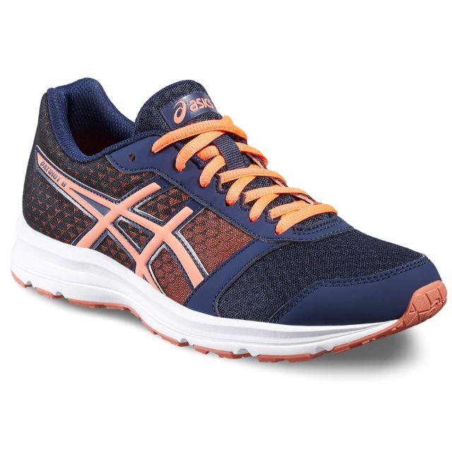 Asics Patriot 8 Chaussures de running Femme orange