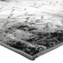tapis graphique achat tapis graphique pas cher rue du commerce. Black Bedroom Furniture Sets. Home Design Ideas
