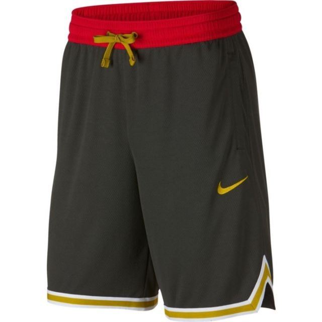 Nike Short de Basketball Dry Dna Vert pour homme Taille