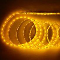 EMATRONIC - Ruban LED 4mètres 60LEDs/m 3528 - YF2-35 JAUNE