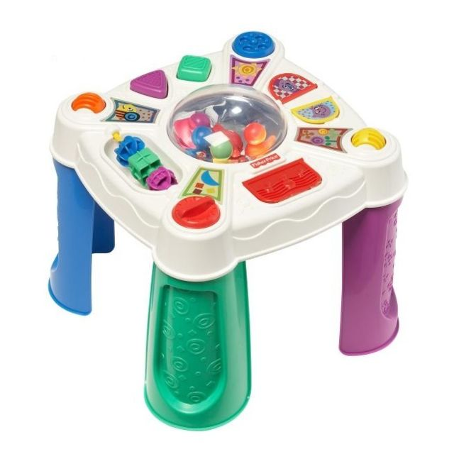 Fisher Price Table multi-activités musicale B9001