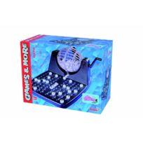 Simba - 106150493 - Jeu De SociÉTÉ - Bingo Avec Tambour Et Accessoires - 30X23X18 Cm