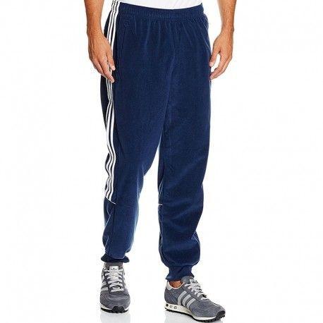 Adidas originals Pantalon Challenger Peau de Pêche Marine