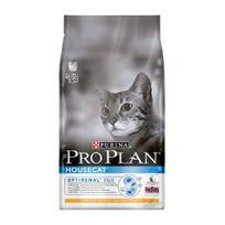 Pro Plan Chat - Pro Plan House Cat Croquettes Haut de Gamme pour le Bien-Etre des Chats Vivant Principalement à l'intérieur Pack de 1.5 Kg