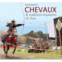 Georges Naef - chevaux & traditions équestres en Asie