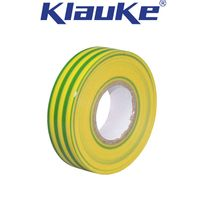 Klauke - Ruban Isolant Pvc usage courant Vert/Jaune