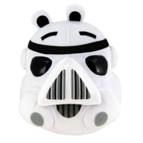 Giochi Preziosi - Peluche Angry Birds Star Wars 20 cm : Stormtrooper