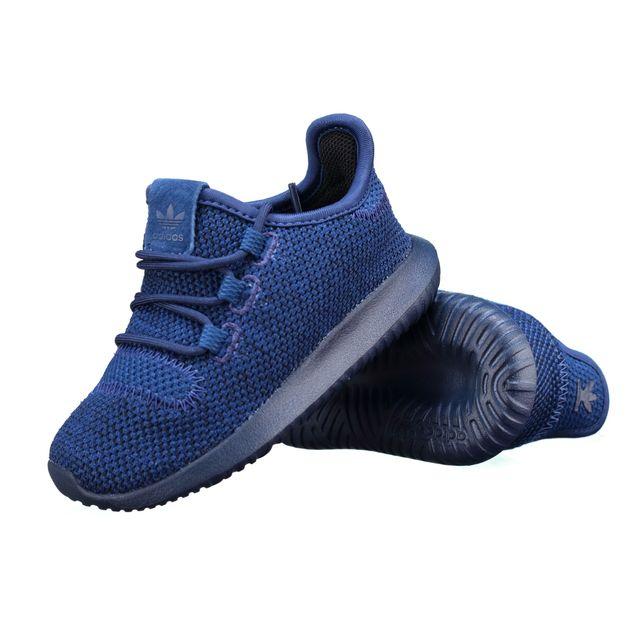 Adidas originals Tubular Shadow Enfant Bleu Marine pas