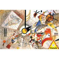 Piatnik - Puzzle 1000 pièces : Kandinsky : Bustling Aquarelle