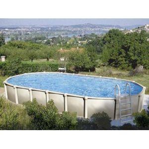 vogue vigipiscine kit piscine hors sol r sine summum ovale x x pas cher. Black Bedroom Furniture Sets. Home Design Ideas