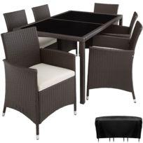 Housse table de jardin - catalogue 2019 - [RueDuCommerce - Carrefour]