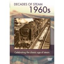 Go Entertain - Decade Of Steam - 1960'S IMPORT Dvd - Edition simple