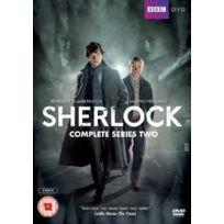 2entertain - Sherlock - Series 2 IMPORT Anglais, IMPORT Coffret De 2 Dvd - Edition simple