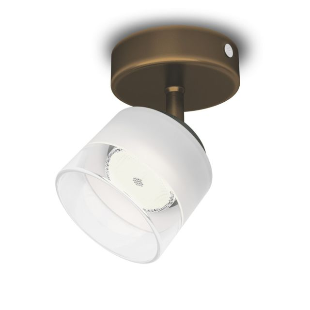 Philips 533300616 - Spot Led Bronze Fremont