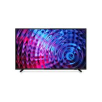 "PHILIPS - TV Led ultra-plat - 50"" - 50PFT5503 - Noir"