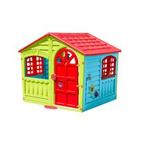 MARQUE GENERIQUE - Maisonnette pour enfant - L 140 x l 111 x H 115 cm - 780
