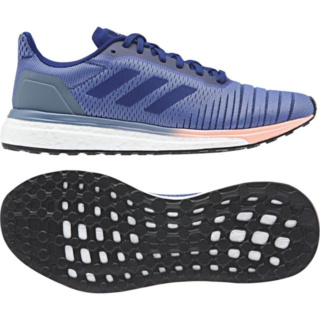 Adidas - Chaussures femme Solar Drive - pas cher Achat ...