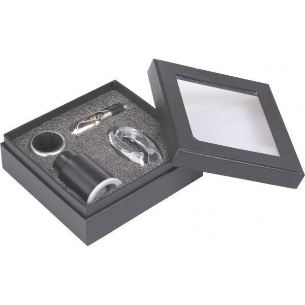 Climadiff Coffret du sommelier 4 accessoires Aci-cli100