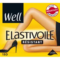 WELL - Collant Elastivoile résistant