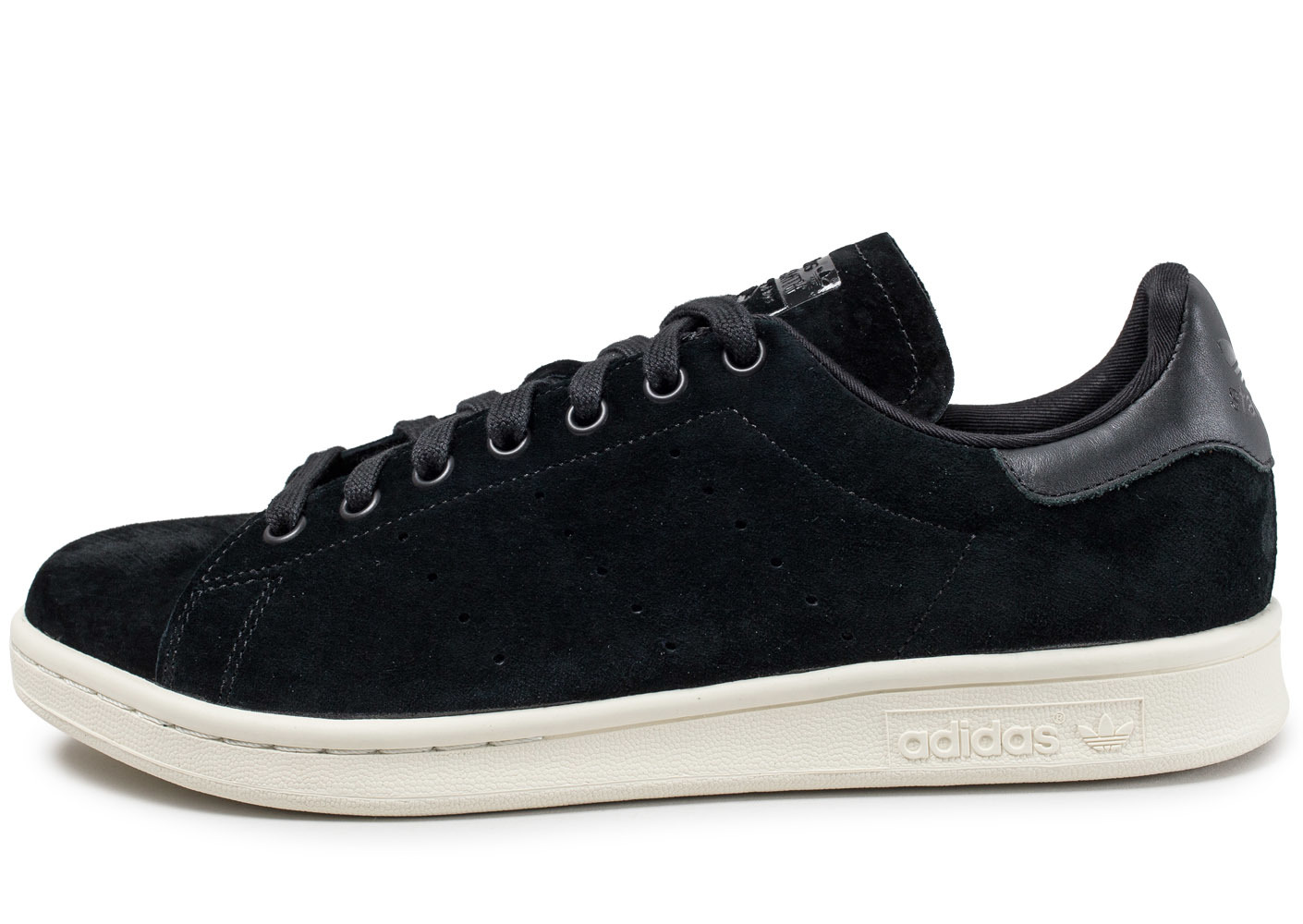 Stan Smith Suede Noire
